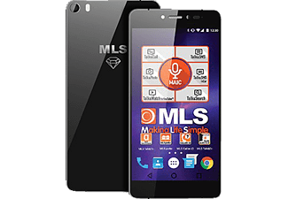 MLS Diamond 5.2 4G Black Single Sim
