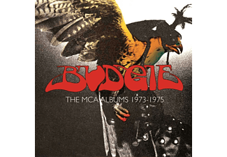 Budgie The Mca Albums 1973-1975 CD