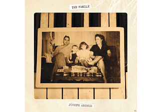 Joseph Arthur - The Family - (CD)