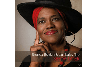 Brenda & Jan Luley Trio Boykin - See Ya Later - (SACD Hybrid)