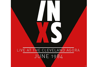 INXS - Live At The Cleveland Agora June 1984 - (CD)