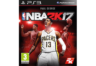 NBA 2K17 (PlayStation 3)
