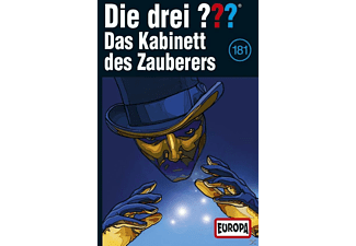 SONY MUSIC ENTERTAINMENT (GER) 181: Das Kabinett Des Zauberers