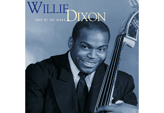 Willie Dixon - Poet of The Blues (Vinyl LP (nagylemez))
