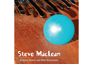 Steve Maclean - Ordinary Objects And Other Distractions - (CD)