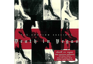 Death In Vegas - The Contino Sessions (2CD+Bonus) - (CD)