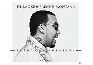 Dj Smoke, French Montana - French Connection-Mixtape - (CD)