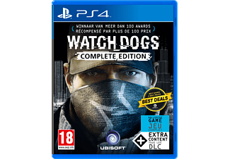 Watch_Dogs Complete Edition | PlayStation 4