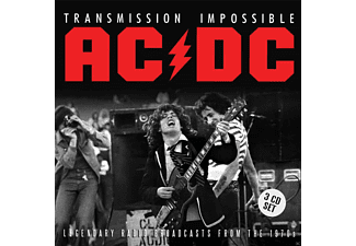 AC/DC - Transmission Impossible | CD