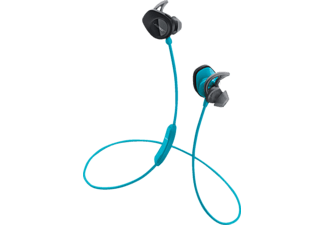 BOSE SoundSport® wireless, In-ear Kopfhörer, Near Field Communication, Bluetooth, spritzwassergeschützt, Aqua