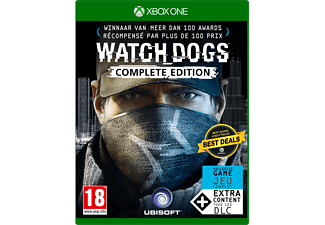Watch_Dogs Complete Edition | Xbox One