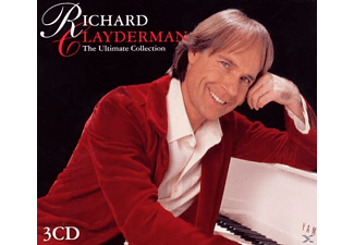 Richard Clayderman - The Ultimate Collection (CD)