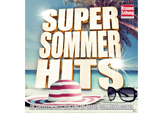 VARIOUS - Super Sommer Hits 2016 - (CD)