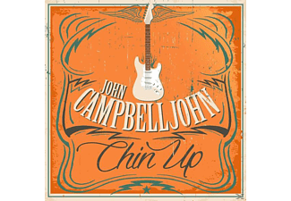John Campbelljohn - Chin Up - (CD)