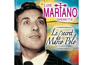 Luis Mariano - Operette: Le Secret de Marco Polo - (CD)