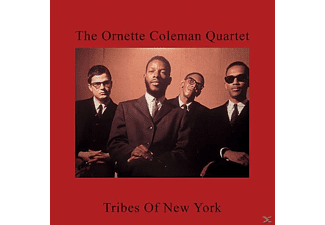 Ornette Quartet Coleman - Tribes Of New York - (Vinyl)