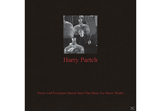 Partch Harry - Plectra And Percussion Dances-Satyr - (Vinyl)