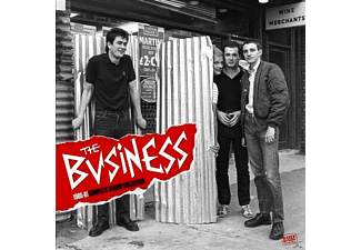 The Business - 1980-81 Complete Studio Collection - (Vinyl)