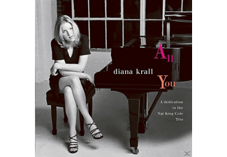 Diana Krall -  All for you [Βινύλιο]