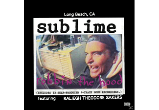 Sublime - Robbin' The Hood (2LP) - (Vinyl)