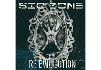 Sic Zone - Re-Evil-Lotion - (CD)