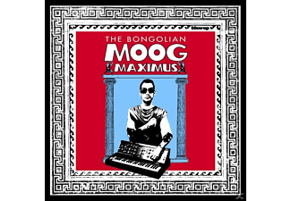 The Bongolian - Moog Maximus - (CD)