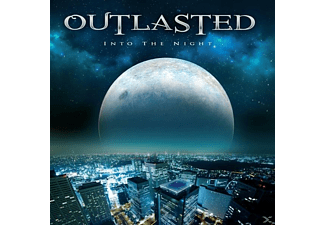Outlasted - Into The Night - (CD)