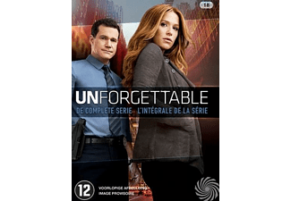 Unforgettable - Seizoen 1-4 | DVD