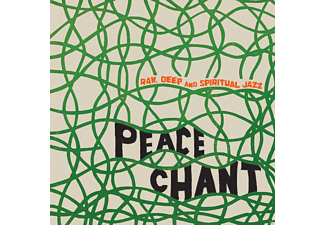 VARIOUS - Peace Chant - Raw, Deep And Spiritual Jazz Vol​.​1 [CD]