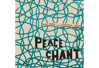 VARIOUS - Peace Chant - Raw, Deep And Spiritual Jazz Vol​.​ 2 - (LP + Download)