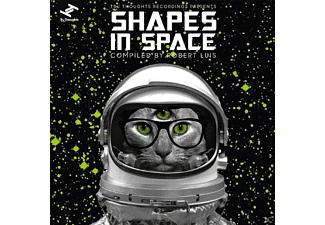 VARIOUS - Shapes In Space (2LP+MP3) - (LP + Download)