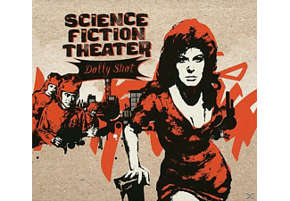 Science Fiction Theater - Dolly Shot - (CD)