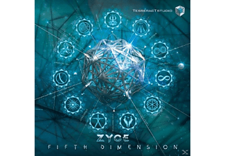 Zyce - Fifth Dimension [CD]