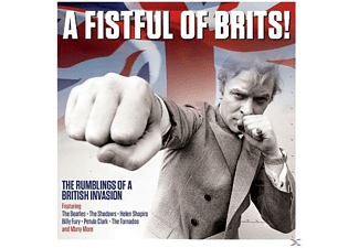 VARIOUS - A Fistful Of Brits - (CD)