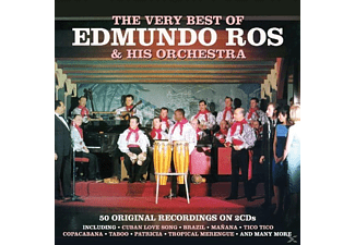 Edmundo Ros - Very Best Of - (CD)