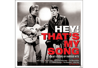 VARIOUS - Hey That's My Song - (CD)