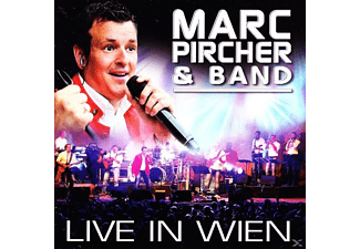 Marc Pircher - Live In Wien - (CD)