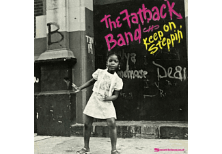 The Fatback Band - Keep On Steppin' - (Vinyl)