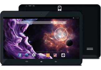 "ESTAR Grand HD 10.1"" - Quad Core 1.2 GHz / 8GB / 3G Black - (MID1178G)"