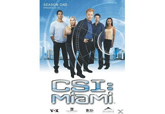 C.S.I. Miami - Season 1.2 [DVD]