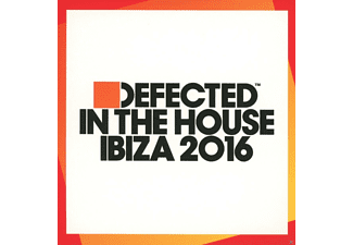 VARIOUS - Defected In The House Ibiza 20 - (CD)
