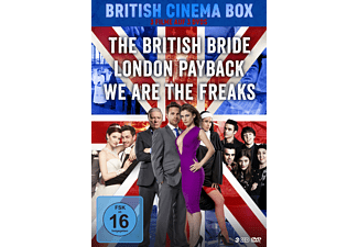 British Cinema Box - (DVD)
