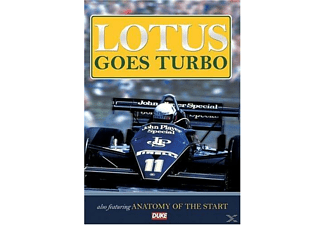 Lotus Goes Turbo - (DVD)