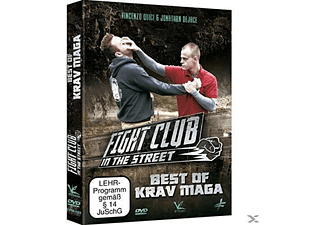 Fight Club Best of Krav Maga - (DVD)