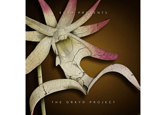 Scar - The Orkyd Project - (CD)