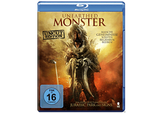 Unearthed Monster - (Blu-ray)