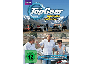 Top Gear - Specials Collection - (DVD)