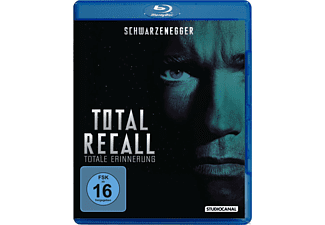 Total Recall - Totale Erinnerung - (Blu-ray)