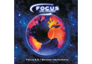 Focus And Friends feat. Marvio Ciribelli - Focus 8.5/Beyond The Horizon [CD]