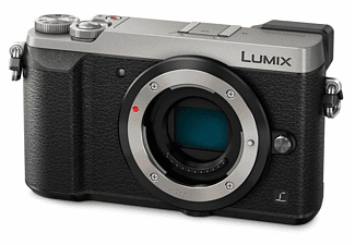 PANASONIC LUMIX DMC-GX80 Body Zilver